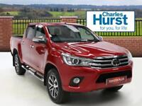 Toyota Hi-Lux INVINCIBLE 4WD D-4D DCB (red) 2016-06-24