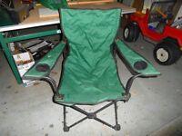 Portable armchair