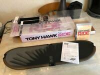 Tony Hawk Ride Board And Game for PS3