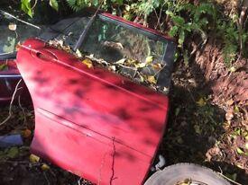 Jaguar x-type estate rear door