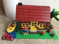 Lego Creator Log Cabin (5766)
