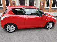 2011/11 Suzuki Swift 1.2 SZ2, fantastic condition, Low mileage (32000)