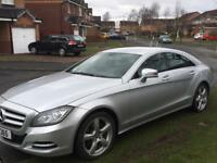 Mercedes CLS350 63 plate 39700 miles