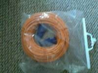 Caravan motorhome hook up cable