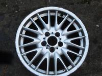 "BMW 18"" M-Series alloy for repair"
