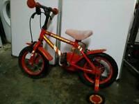 Boys bike 12 inch