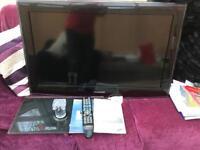 Samsung LCD tv 32 inch screen