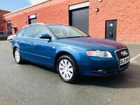 JULY 2006 AUDI A4 SE TDI ONE OWNER FULL SERVICE HISTORY LONG MOT