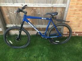 Mongoose Amasa mountainbike for sale