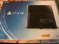 PS4 Console - 500gb