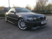 BMW 330CD M SPORT CONVERTIBLE