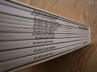 Atlantic Jazz album compilation, box set, 15 vinyl LPs, excellent condition
