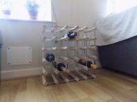 Wine Rack - fits up to 30 bottles