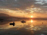 Swinging Mooring, Loch Linnhe, West Coast Scotland suitable for all year round.