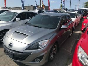 2012 Mazda Mazdaspeed3 SPD3!FULLY LOADED!FULLY CERTIFIED@NO EXTR