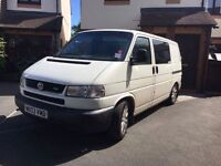 Great Condition Vw T4 888 Long Nose Special Only 114,000 Miles