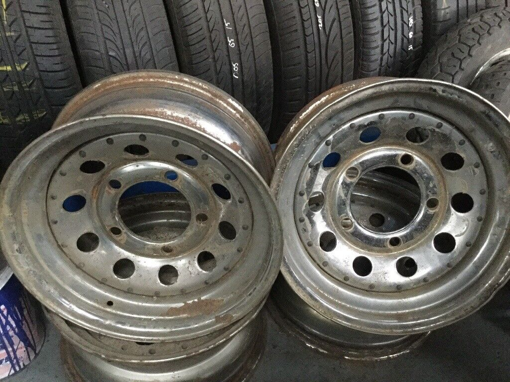 Land Rover rims 16 inch