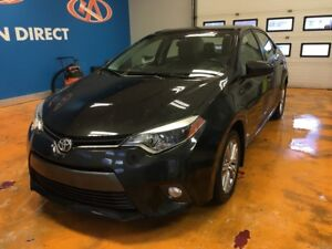 2015 Toyota Corolla LE POWER SUNROOF/ HEATED SEATS/ POWER GROUP!