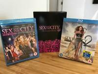 Sex and the City complete collection (DVD/Blu-ray)