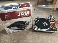 JAM Retro Record Player (Turntable)