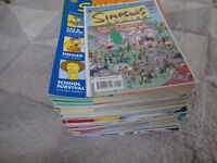 Simpsons comics x 70..... absolute bargin at £15 the lot ( fixed price )