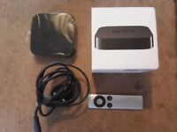 **Mint Condition** Apple TV 3rd Generation Boxed