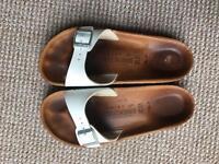Ladies Birkenstock Sandals size 6