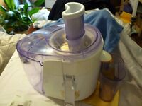 Philips Juicer HR1851 - rarely used