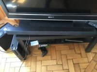 LG LAS355B Sound Bar with Subwoofer