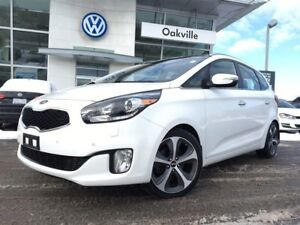 2014 Kia Rondo EX w/3rd Row Leather Bluetooth Sunroof