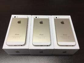 iPhone 5s 16gb unlocked very good condition with warranty and accessories