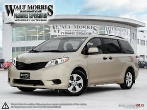 2013 Toyota Sienna V6 7 Passenger (A6) - REAR HEAT/AIR, REMOTE S