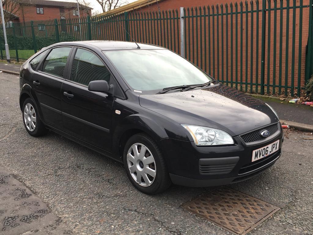 2006 06 Ford Focus Lx 1 6 5dr Hatchback Good Spec 2 Keys Bargain In Oldham Manchester Gumtree