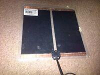 Heat mats various sizes, habistat