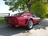 Ferrari 250 GTO (1963 Recreation). R/H Drive. Completed 2018