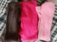 Girls tights 10-11