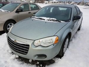 2005 Chrysler Berline Sebring