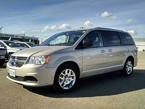 2015 Dodge Grand Caravan Wgn SXT Stow-N-Go 7 Passenger Option