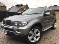 2005 BMW X5 3.0D SPORT DIESEL AUTO**FULL SERVICE HISTORY**HPI CLEAR**