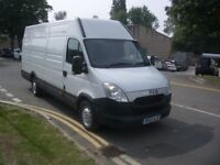 iveco daily 35S13, extra long wheel base, high roof