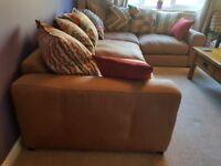 Corner sofa for sale - excellent condition