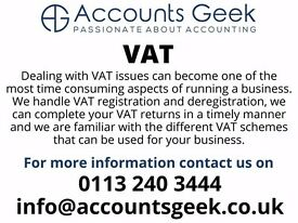 VAT services for Businesses