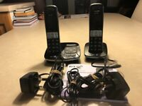 BT 8500 twin no nuisance calls telephone