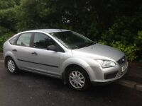 Fantastic offer not to be missed. Excellent condition Ford Focus with full years MOT.