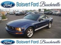 2008 Ford Mustang V6 CUIR ENSEMBLE PONY