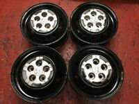 "Fiat Ducato Steel Wheels 15"" ideal spares £50"
