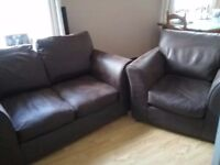 2seater sofa and chair