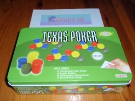 Texas Poker Set