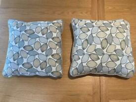 Pair of Sofa Cushions (brand new and unused)