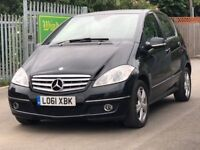 Mercedes A200 2.0 A180 CDI Elegance SE CVT 5dr - Automatic with Bluetooth and Half Leather